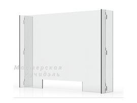 Антивирусные экраны для столов VIRO glass mini econom