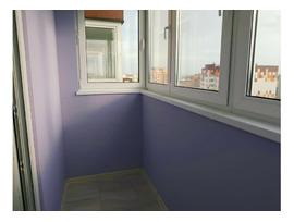 Окна REHAU- остекление лоджий,балконов