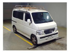 Микровэн Honda Vamos кузов HM1 типа минивэн модификация G гв 2015