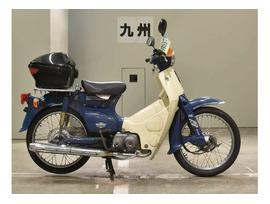 Мотоцикл дорожный Honda C50 Super Cub рама C50 скутерета кофр гв 1998