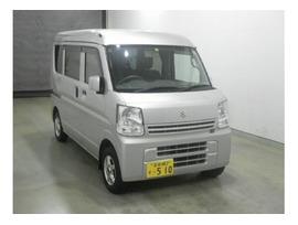 Микровэн Suzuki Every минивэн кузов DA17V модификация Join 4WD гв 2015