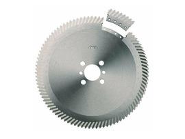 Пила сегментная дисковая ф500 Р6М5А на 4 и 6 зубьев