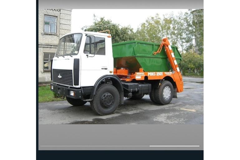 Требуется водитель категории С на авто.КАМАЗ бункеровоз-мусоровоз.